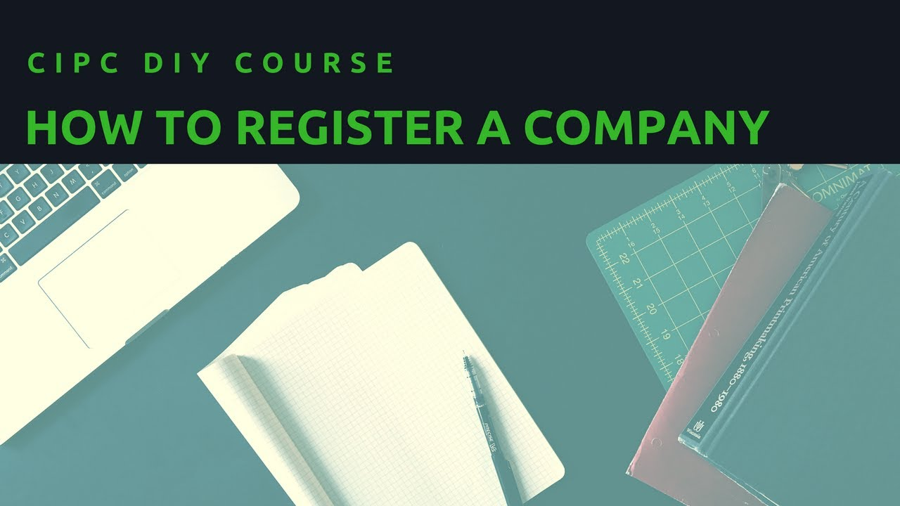 how how to register a campany