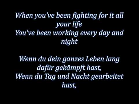 The Script - Superheroes Übersetzung/Lyrics