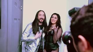 Behind The Scenes of All Night Music Video w/ Lauren Jauregui