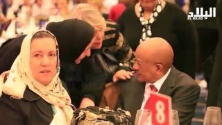 فضائح النظام الجزائري  الاحتفال الرسمي بيوم المراة