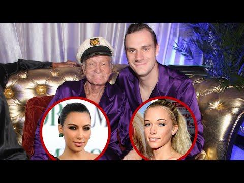 Hugh Hefner's Son Cooper, Kendra Wilkinson, Kim Kardashian & More Stars React to Playboy Mogul's …