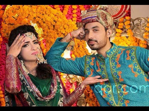 Dua Malik Wedding Pictures
