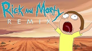 I Am Alive (Rick and Morty Remix) thumbnail