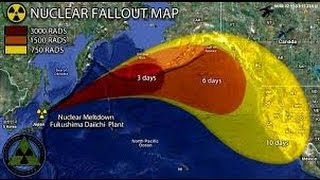 FUKUSHIMA: Radioactivity in the Pacific Ocean. DEATH of Sea Life