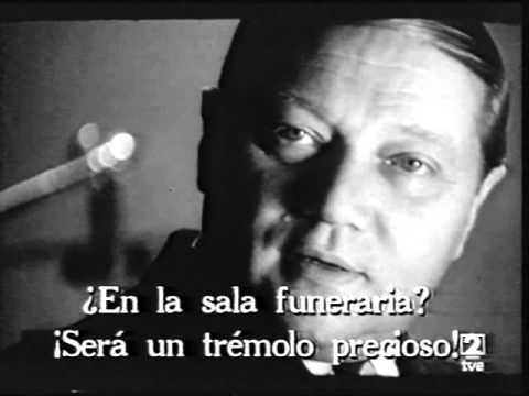 El incinerador de cadáveres (Juraj Herz, 1968): hasta los caballos