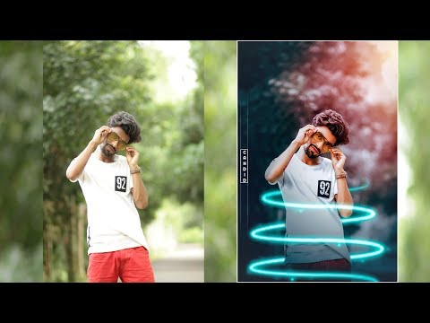 Awesome Color Grading and Skin Retouch | EDIT BUZZ Production | photoshop tutorial thumbnail