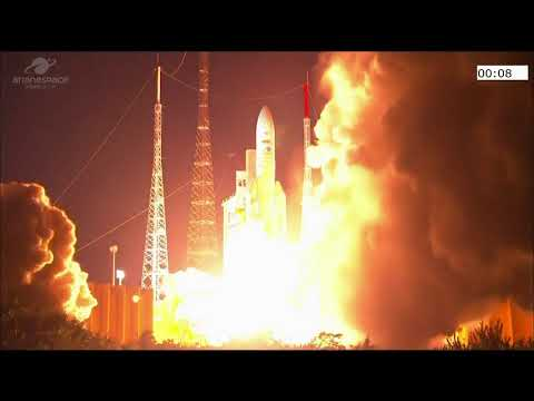 Launch Sequence VA253  Galaxy 30 / MEV-2 / BSAT-4b