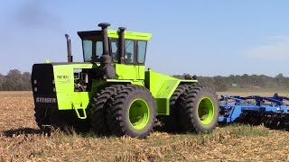 Steiger Panther III ST-325 4wd Tractor