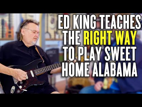 Ed King's Guitar Collection   Marty's Guitar Tours
