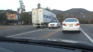 Carretera de la muerte Tepic-Puerto Vallarta