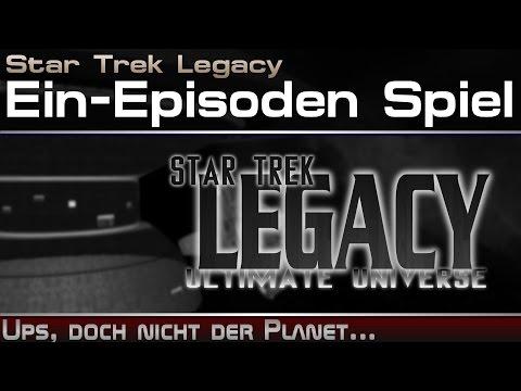 Star Trek Legacy - Ups, doch nicht der Planet...
