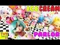 Peppa-Mint's ICE CREAM PARLOR Birthday Bash🍦🍨🍦