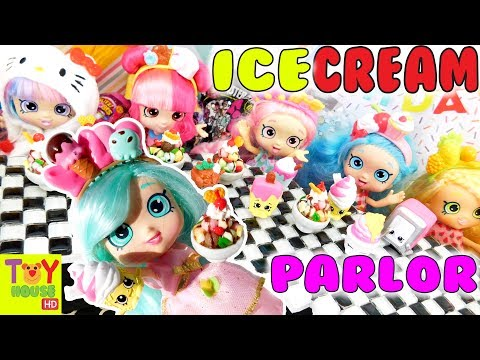 Thumbnail: Peppa-Mint's ICE CREAM PARLOR Birthday Bash🍦🍨🍦