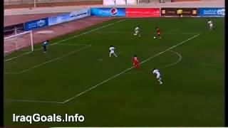 اهداف مباراة العراق 3-5 تونس كاس العرب للشباب 2012