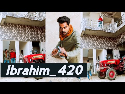 Ibrahim420_New_Video | Ibrahim 420 Ki Comedy | Ibrahim 420 Funny Video | Nadeem Gada Video