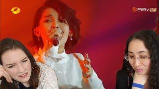 KZ谭定安《Say Something》-《歌手2018》第7期 单曲纯享版The Singer Reaction Video