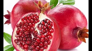 #548. Плоды и семена граната (Еда и напитки)