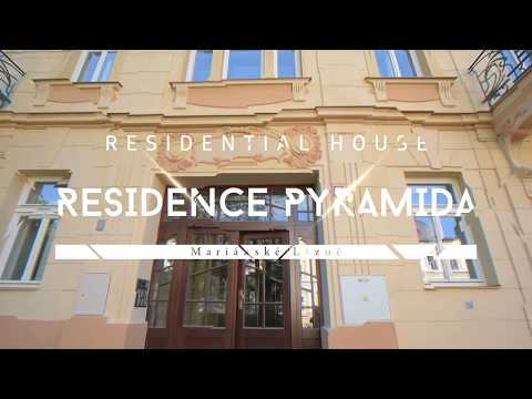 APARTMENT BUILDING RESIDENCE PYRAMIDA in Mariánské Lázně FOR SALE