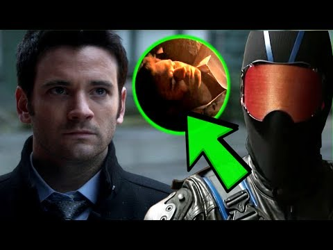Is Returning Season 1 Character ACTUALLY Tommy Merlyn Playing The Vigilante? - Arrow Season 6