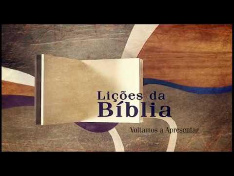 Lição 12 - Vivendo pelo Espírito - Lições da Bíblia