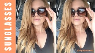 My Favorite Sunglasses + Frame…