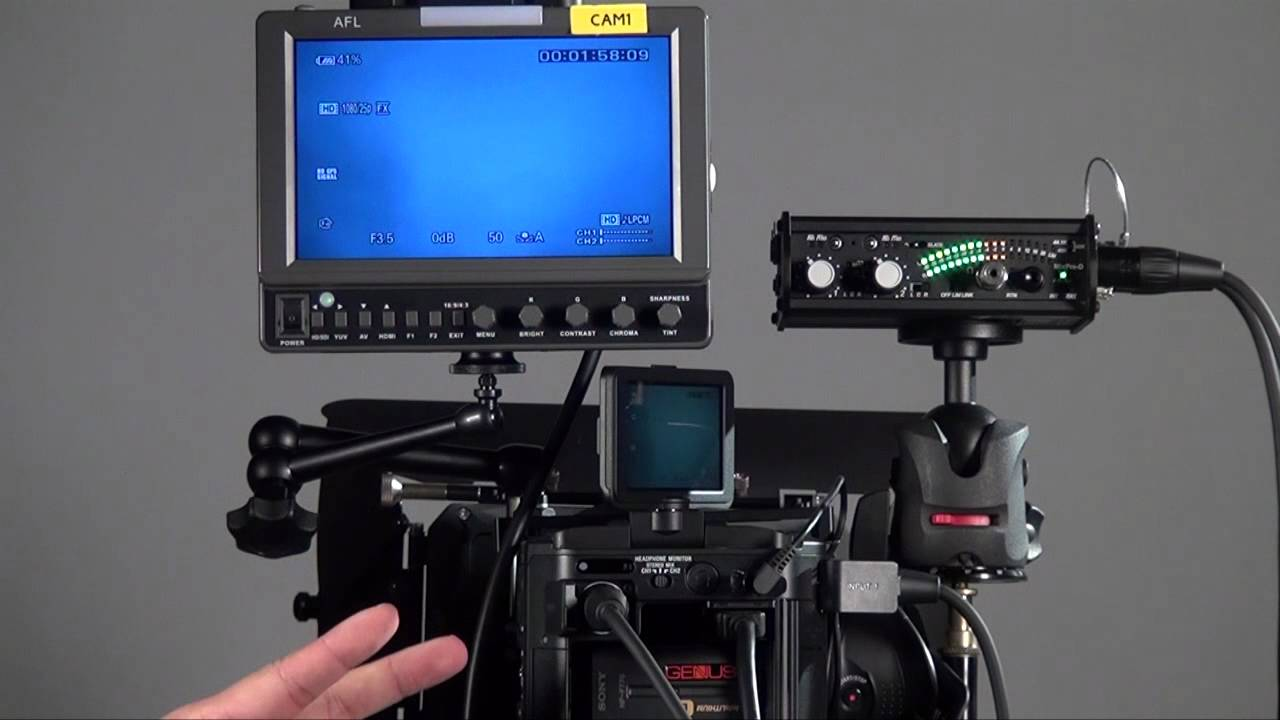 How To Synchronize Audio Level Of Mixer And Camcorder