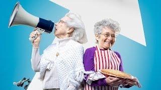 "Video ""Two Raging Grannies"" documentary film trailer download MP3, 3GP, MP4, WEBM, AVI, FLV Maret 2018"