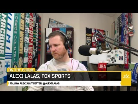 2015 MLS Cup Final Preview With Alexi Lalas | Soccer Morning