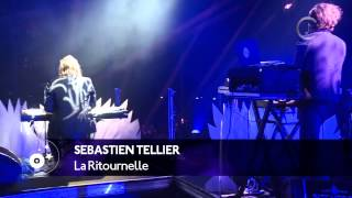 Sebastien Tellier Live At Pitchfork Paris Festival 1 November 2012