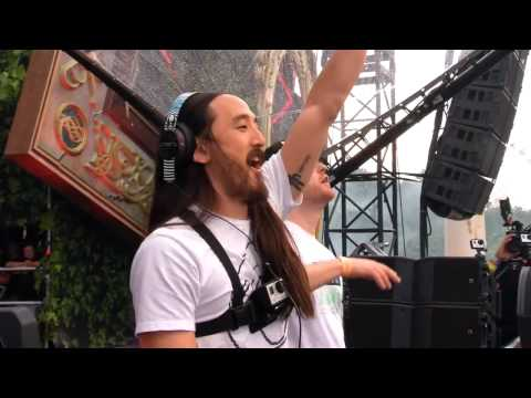 Steve Aoki Live Tomorrowland 2014