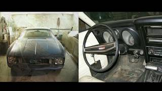 Ford Mustang 302 V8 1972 - Sortie de grange - Part 1