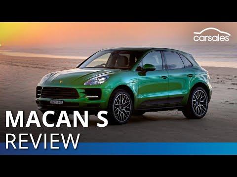 2019 Porsche Macan S Review   Carsales