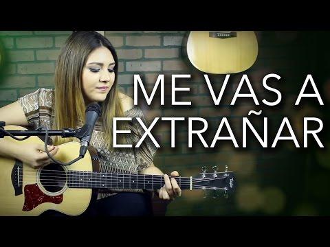 Me vas a extrañar / Banda MS / Marián