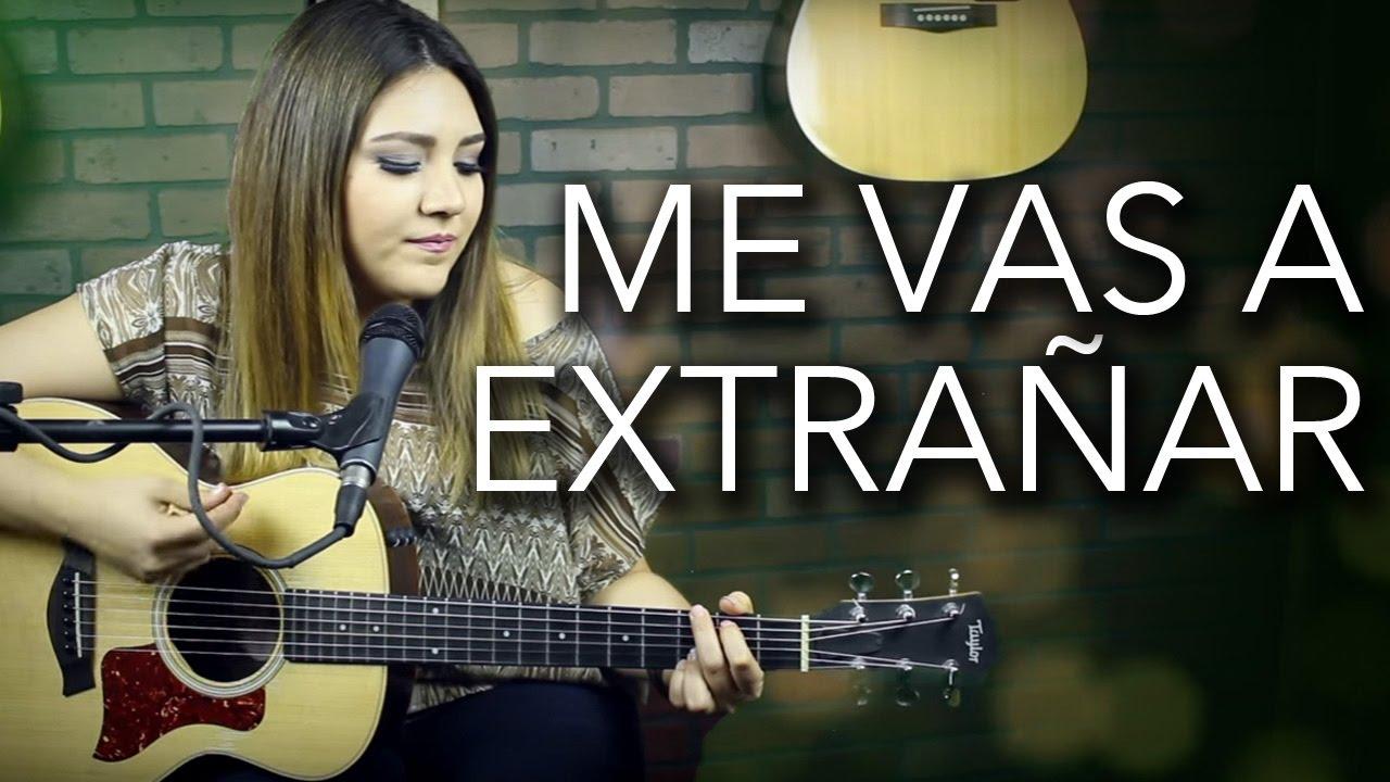 Download Me vas a extrañar / Banda MS / Marián (cover)