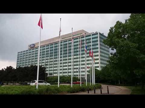 Ford Motor Co. World Headquarters bldg.