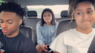 DRIVING W/ BRI CHIEF! FT DAVINEJAY & BERLINPRINCEE!!