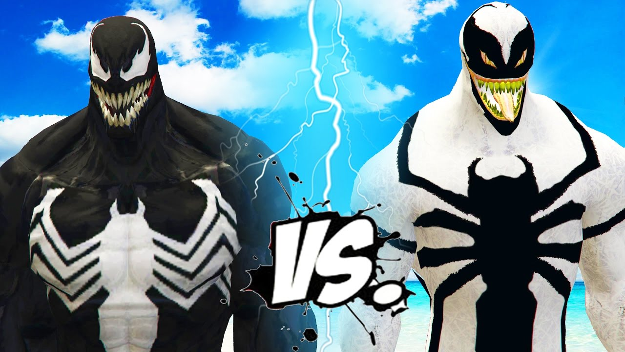 venom vs anti venom epic battle youtube