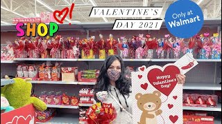 WALMART VALENTINES DAY 2021 |SNEAK PEEK | GIFTS IDEAS & MORE | VALENTINES DAY ❤️