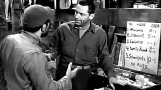 Stalag 17 (1953), horse races