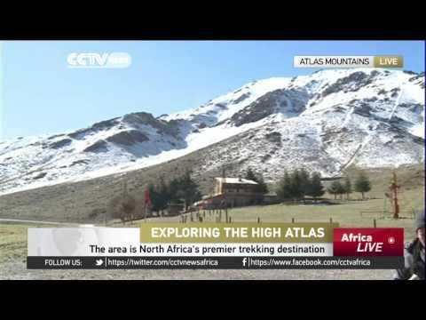 #COP22: Exploring Morocco's Atlas Mountains