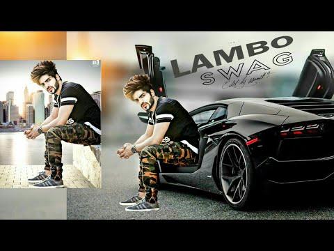 Picsart Heavy Manipulation Lambo Swag By Amin Editx Youtube