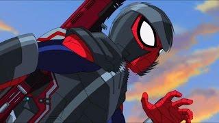 - Великий Человек паук Только ради вашего глаза Сезон 1, Серия 15 Marvel