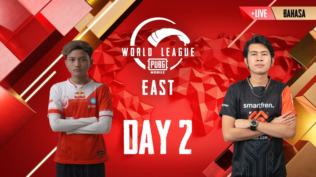 [BAHASA] PMWL EAST - Opening Weekend | Day 2 | PUBG MOBILE World League Season Zero (2020)