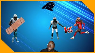 Carolina Panthers Torrey Smith Ruled Out Again!! Who Will Win The Battle Of The Jacksons?!|LCameraTV