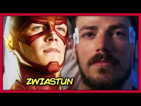 "The Flash sezon 4 ""Rebirth"" - Polski zwiastun i analiza"