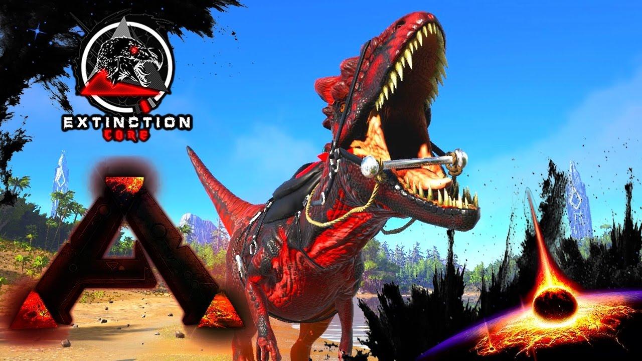 Allosaurus Ark - Idee per la decorazione di interni - coremc us