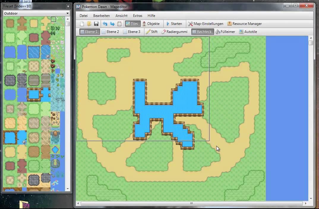 Pokemon Dawn - Auto Tiles