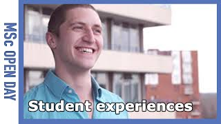 What's it like to be an international master's student at WUR?   WURtube