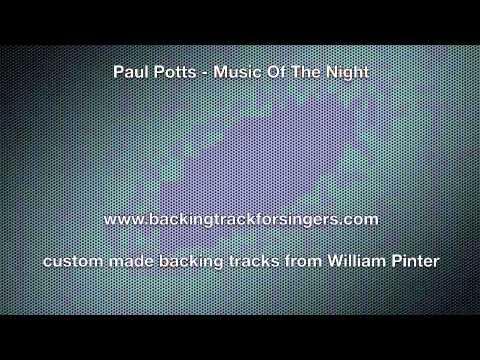 Paul Potts   Music Of The Night