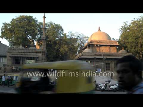 Muslims perform ziyarat on death of loved ones at Rani Sipri's Mosque, Ahmedabad